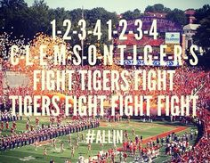 Clemson Fight Song