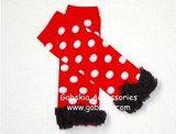 Minnie Mouse Theme Leg Warmers  only $3.99  www.gabskia.com