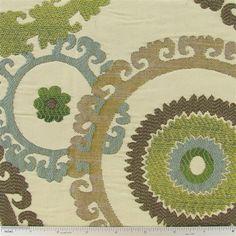 DEC- Taraz Home Decor Fabric - 951152