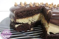 Layer Cake brownies & à la pâte de cookies