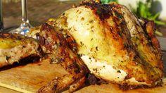 Como hacer Pollo a la Parrilla - Locos X el Asado
