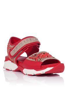"""PHILIPP PLEIN SANDALS WEDGES """"FINLAY"""". #philippplein #shoes #"""