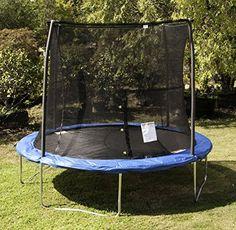 JumpKing Trampoline and Safety Net Enclosure Combo (12′)  http://www.bestdealstoys.com/jumpking-trampoline-and-safety-net-enclosure-combo-12-2/