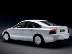 1992 Volvo ECC prototype