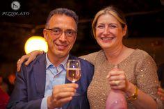 Alla serata inaugurale del #tour ha partecipato anche il Sindaco della città di #Conegliano, Alberto Maniero (nella foto insieme a #Cristina #Collodi).