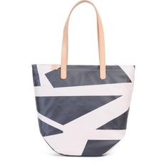The contemporary Montauk Auden Women's tote offers plenty of storage with extended carrying handles that allow it to be worn comfortably over the shoulder. Wate