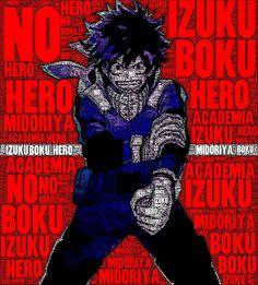 """Izuku Midoriya - Boku no Hero Academia | My Hero Academia"" by QShiro | Redbubble"