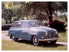 SAAB 95, 1960ies