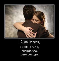 Donde sea, como sea - http://www.fotosbonitaseincreibles.com/donde-sea-sea/