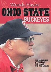 Woody Hayes Ohio State Buckeyes DVD 2008 Football BUCKS OSU Ohio St New NIP