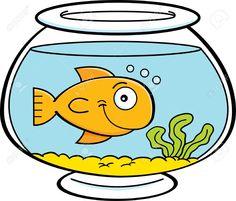 fish bowl clipart fish tank clipart goldfish bowl 2 clip art magic rh pinterest com fish tank clip art black and white