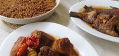 Un couscous différent, le thiéré mboum