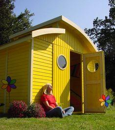 Alternative zum Kauf: Gartenhaus selber bauen http://heimwerker.topnews.de/482-alternative-zum-kauf-gartenhaus-selber-bauen