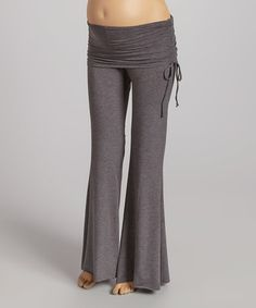 Look what I found on #zulily! Charcoal Maternity Lounge Pants - Women #zulilyfinds