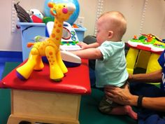 How Supported Kneeling Helps Children Build Leg Muscles physical therapy down syndrome baby kneeling