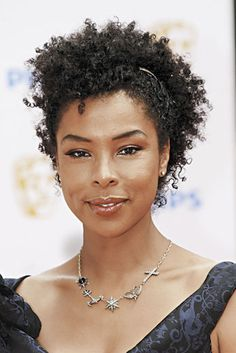 Short: Sophie Okonedo    Straight from the pages of ESSENCE.com's Hot Hair issue, here are forty fab star styles — from short and sassy, to long and luscious!