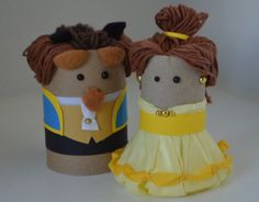 Beauty and the Beast Diy And Crafts, Arts And Crafts, Beauty And The Beast, Toilet, Character, Home Decor, Decoration Home, Room Decor, Craft Items