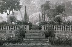 BOSC ARCHITECTES - MICHEL SEMINI paysagiste - SOPHIE BOSC décoration - bastide - jardin