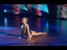 Maddie Ziegler Drowning Full Solo - YouTube