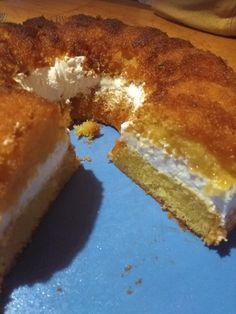 Greek Sweets, Greek Desserts, Greek Recipes, Cake Recipes, Dessert Recipes, French Toast, Deserts, Lemon, Food And Drink