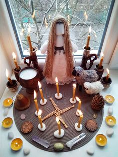 Beltane, Imbolc Ritual, Samhain, Wiccan Sabbats, Pagan Witchcraft, Pagan Altar, Eclectic Witch, Witch Aesthetic, Aesthetic Grunge