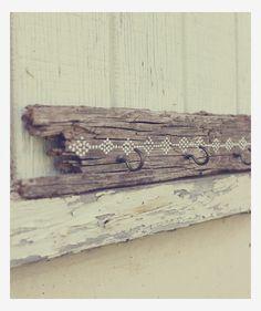 #DIY jewelry display via Evie S.