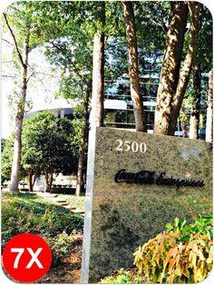 The Coca-Cola Enterprises Headquarters, Atlanta, Georgia