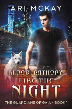 #BookReview Blood Bathory: Like The Night by Ari McKay #PNR #MM