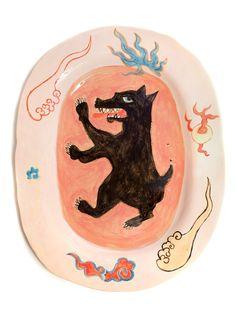 49 ideas sun and moon art for kids children for 2019 Ceramic Pottery, Ceramic Art, Ceramics Projects, Pottery Designs, Moon Art, Art For Kids, Art Children, Illustration Art, Kangaroo Illustration