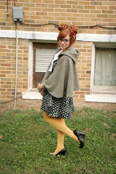 Skunkboy Creatures Dress by Skunkboy Creatures., via Flickr