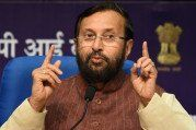 #EducationNews Redraft education policy in its Last Phase: Javadekar