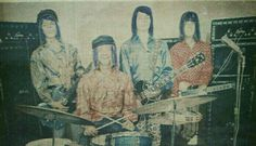 My band, The Trenchmen