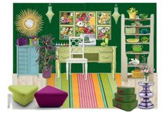 Garden Craft Room by cre8 | Olioboard #GREEN
