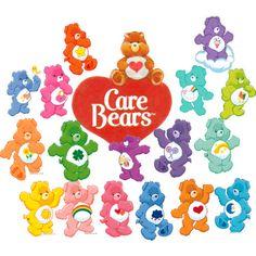 Orsetti del Cuore care bears