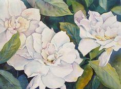sue lynn cotton |Gardenias