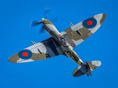 Spitfire Mk XVIe powered by a Merlin 266 this aircraft currently lives in Sweden. Ww2 Aircraft, Fighter Aircraft, Military Aircraft, Fighter Jets, Spitfire Supermarine, Ww2 Spitfire, Fixed Wing Aircraft, The Spitfires, Ww2 Planes