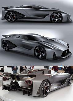 NISSAN 2020 Vision GT