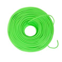 DIY Fabric Wire by the Foot - Neon Green