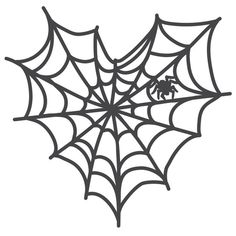 Welcome to the Silhouette Design Store, your source for craft machine cut files, fonts, SVGs, and other digital content for use with the Silhouette CAMEO® and other electronic cutting machines. Spider Web Tattoo, Halloween Tattoo, Tattoo Flash Art, Cute Tattoos, 13 Tattoos, Tattoo Drawings, Silhouette Design, Painted Rocks, Halloween Decorations