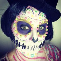 """""""Sugar""""skull"""