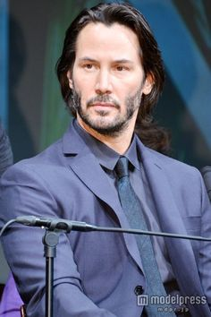 Keanu Reeves 2013.  I have a feeling he should be my husband.