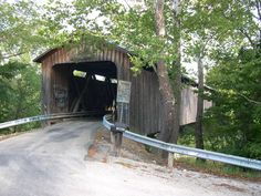 covered bridges of ohio | Covered Bridges of the Southern Region of Ohio