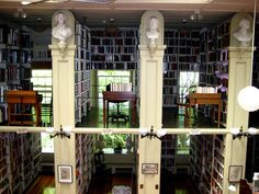 Reading Room of the Providence Atheneum