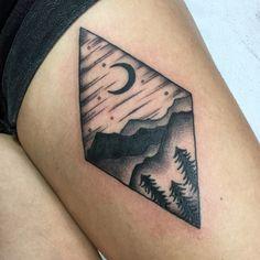 Alena Chun at Icon Tattoo in Portland, OR. instagram: alenachun