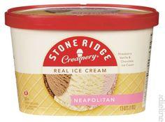 Stone Ridge Creamery Ice Cream Packaging #packaging