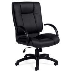 OTG2700B Luxhide* Executive Chair |