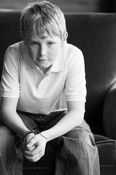 freckles  child photo