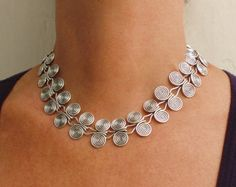 bent wire torque necklace - Google Search