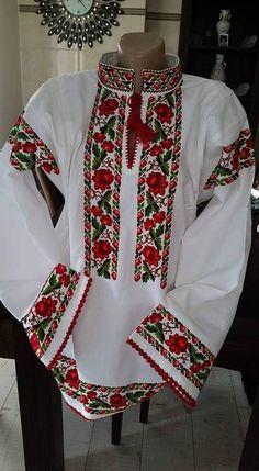 Folk Costume, Costumes, Russian Folk, Cross Stitch Patterns, Bomber Jacket, Mary, Crochet, Womens Fashion, Clothing