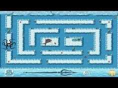 Little Mermaid 2/Return to the sea computer game. Do you remember how this game sounded like creaking ice? It was very spooky.
